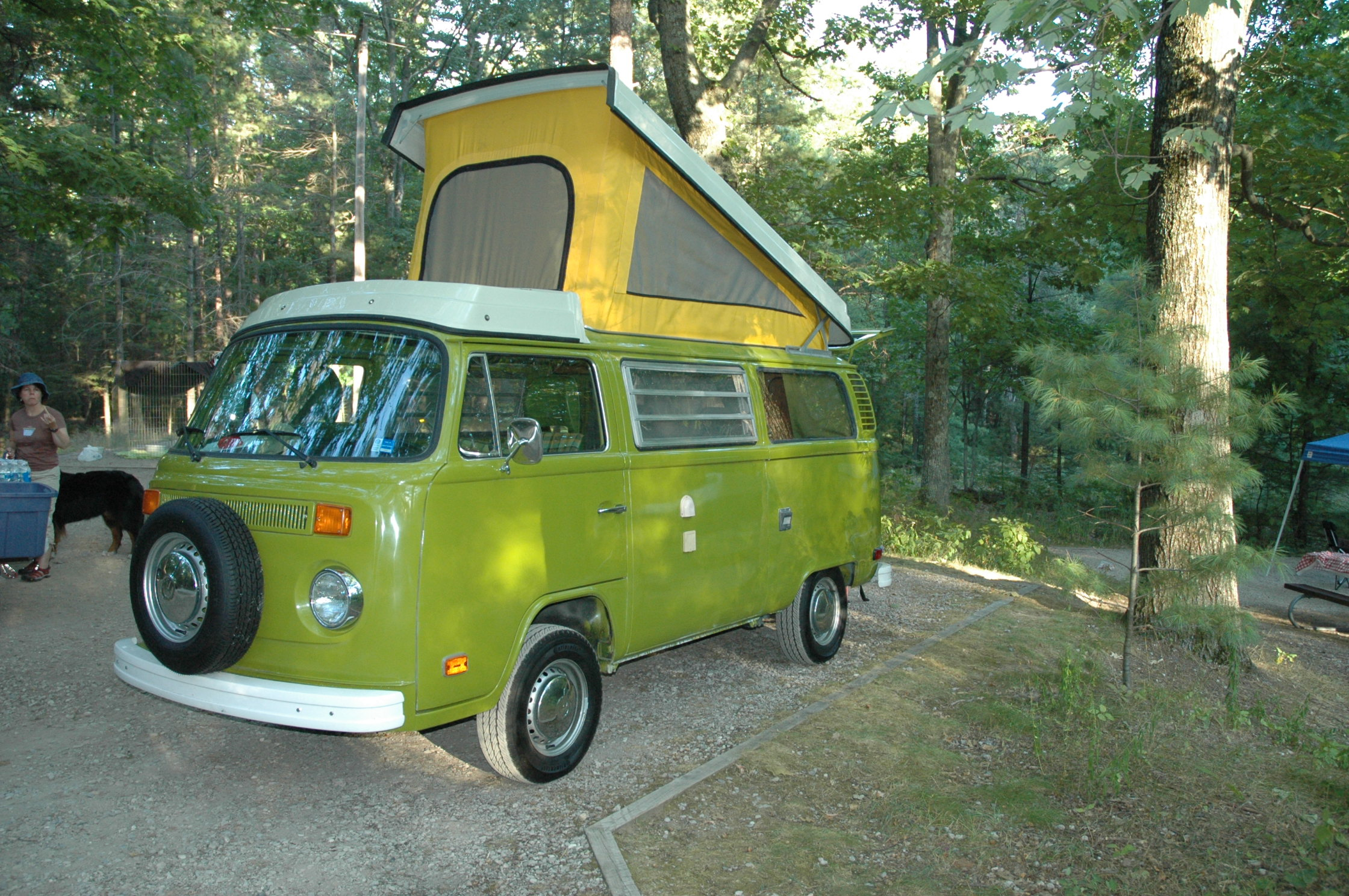 1977 Campmobile
